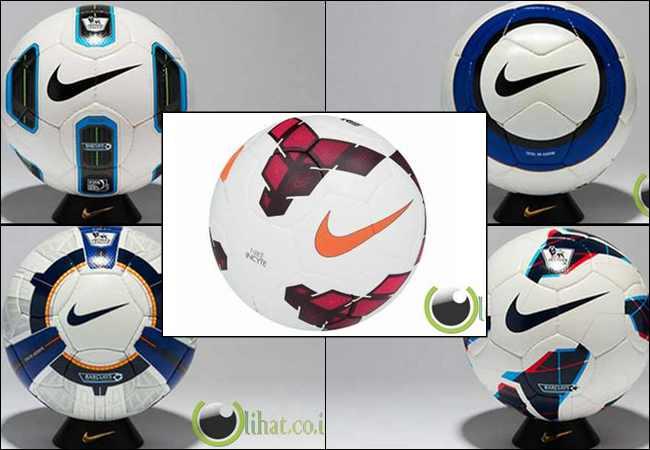 12 Evolusi Bola Nike EPL dari Masa ke Masa
