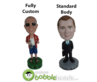 Custom Bobblehead Models
