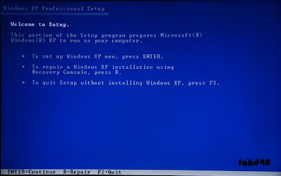 How to Install Windows XP from flash drive pic18