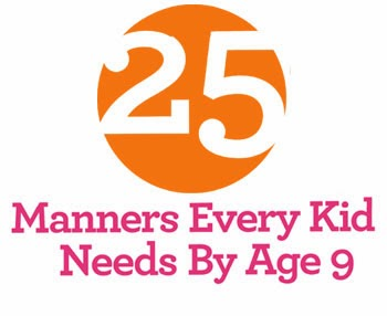 Manners Every Kid Needs by Age Nine