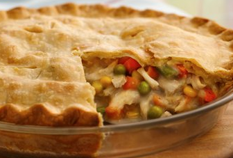 Best Chicken Pot Pie Recipe Ever