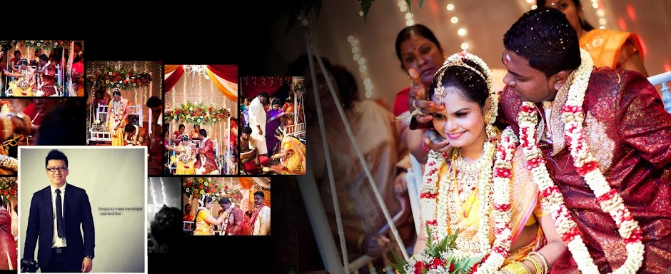 Leonard Hon, Hindu & Indian Wedding Videographer / Cinematographer