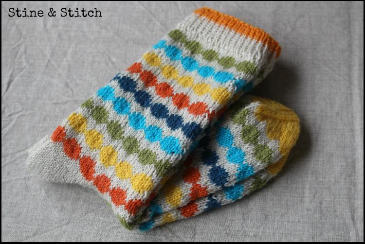 Stine & Stitch: Warmes für die Füße