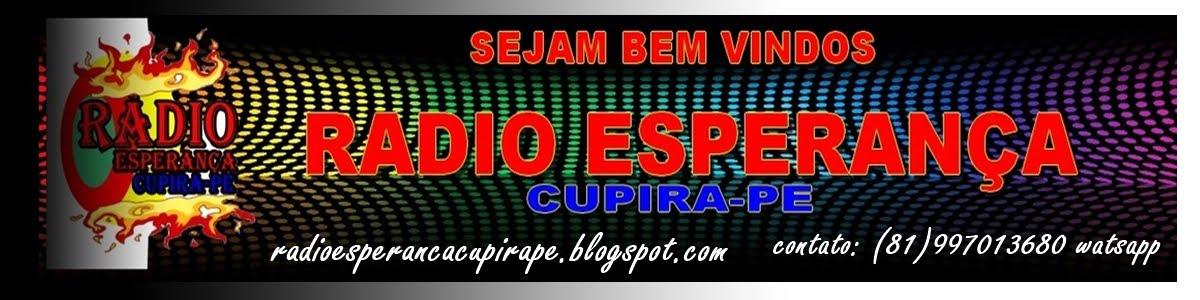 RADIO ESPERANÇA CUPIRA PE