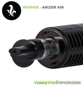Vapor Quality Winner - Arizer Air