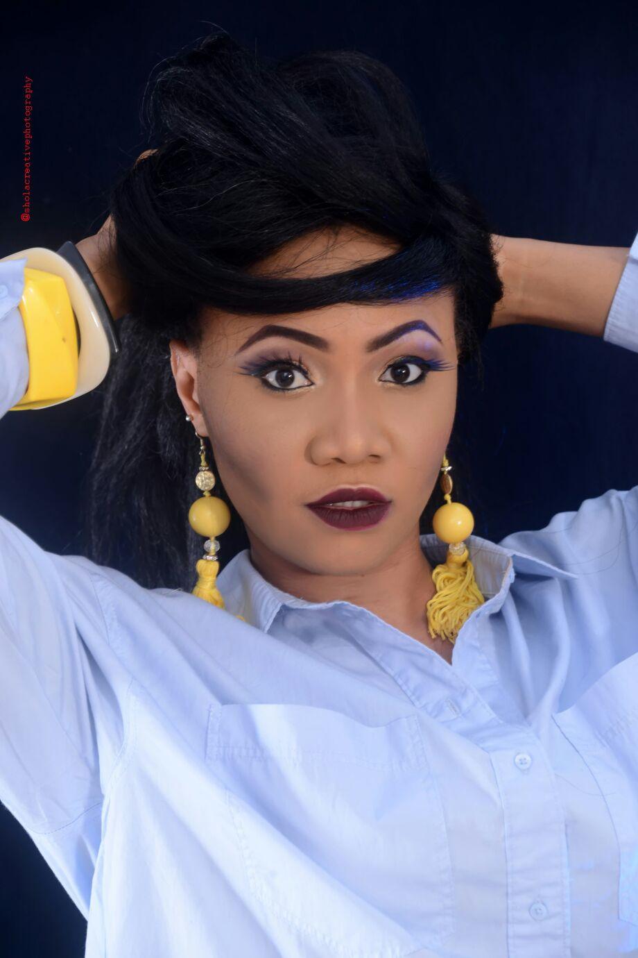 Upcoming Nollywood Actress Amaka Chukwujekwu Releases