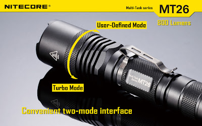 NITECORE Flashlights Multi Task Series photo