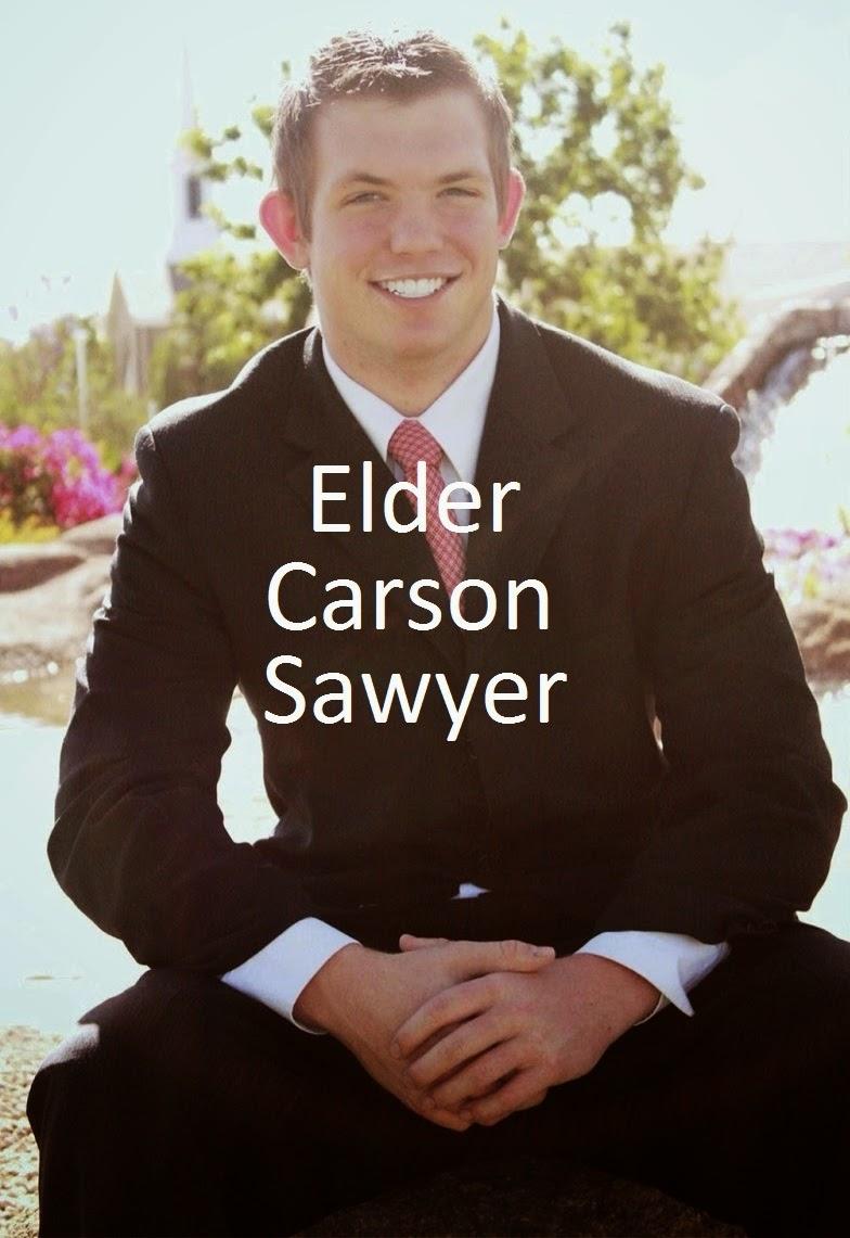 Elder Carson Sawyer