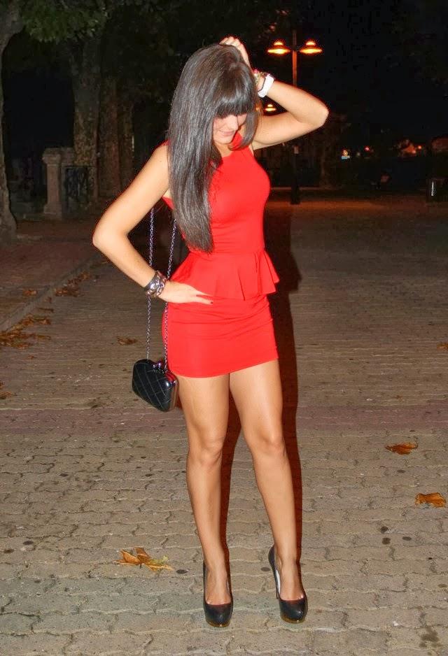 Fabulosos vestidos de noche elegantes
