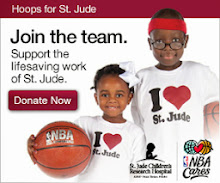 Hoops for St. Jude
