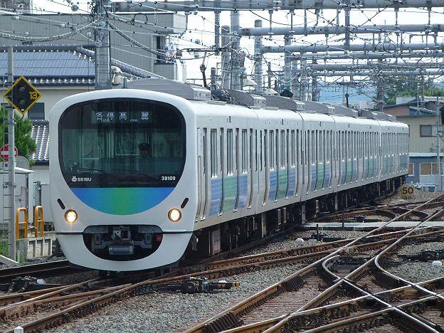 西武池袋線 各停 高麗行き1 3000系999(曼珠沙華臨時列車)