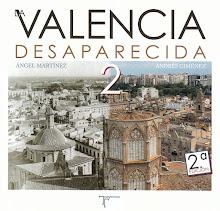 LA VALENCIA DESAPARECIDA 2 (2ª edición). De venta en librerías