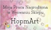Wygrałam HopmArt