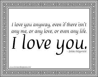 I love you qute