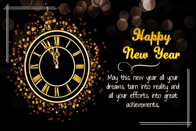 Happy New Year HD Quotes