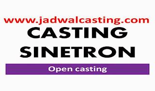Casting Segera Untuk Sitkom dan reality Show di televisi