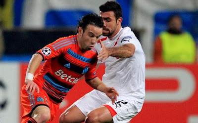Olympique Marseille 0 - 1 Olympiakos (1)