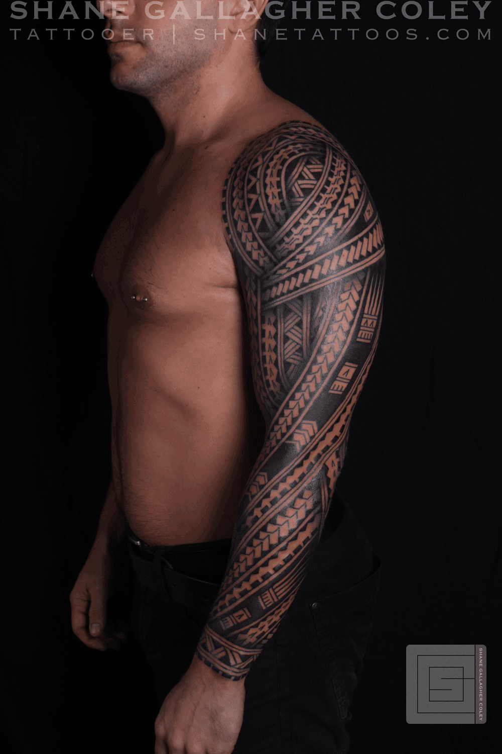 Shane tattoos for Best polynesian tattoo artist