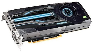 Gigabyte GTX 680 graphics card