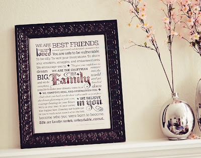 dc6e7627794a6ded3647f47865eb7eb5878fca89 Personalized Family Manifesto Giveaway! (March 5th   March 12th)