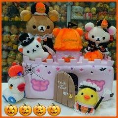 2015 Rilakkuma Store Halloween Store LE