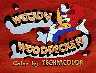 film legendaris WOODY WOODPECKER