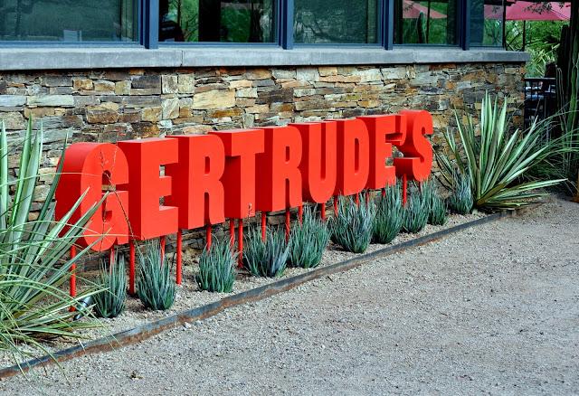 Gertrude's at the Desert Botanical Garden - Phoenix, AZ | Taste As You Go