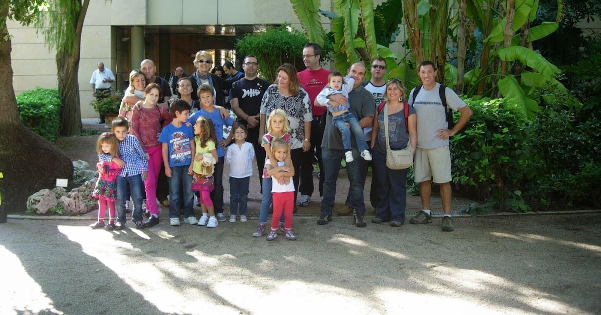 Club 32 actividades con ni os jard n bot nico de valencia - Jardin botanico valencia ...