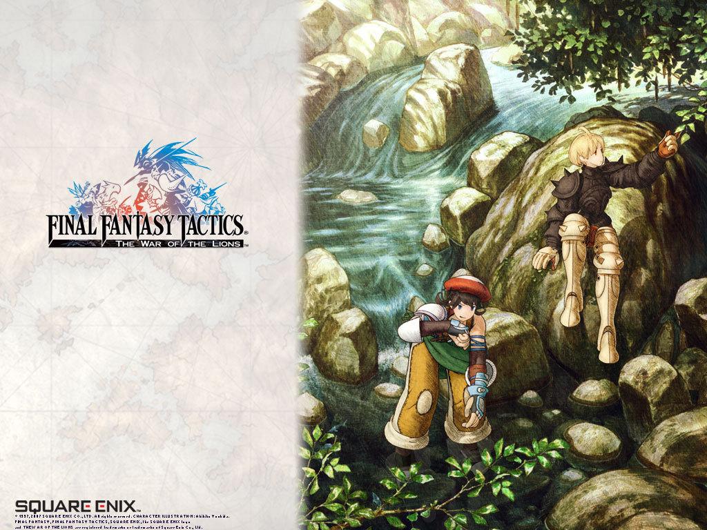 Final Kingdom Fantastic Final Fantasy Tactics Advance