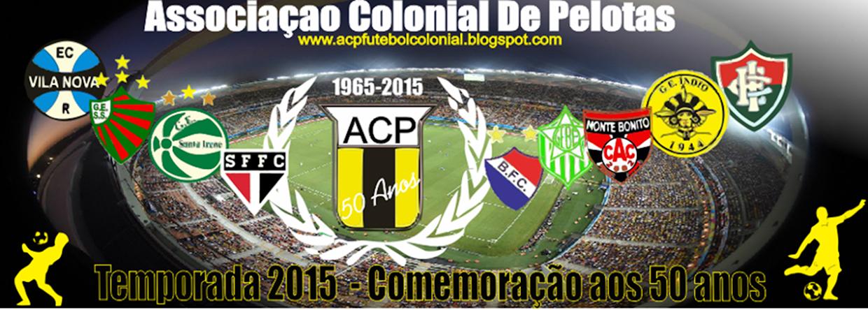 A.C.P - ASSOCIAÇÃO COLONIAL DE PELOTAS