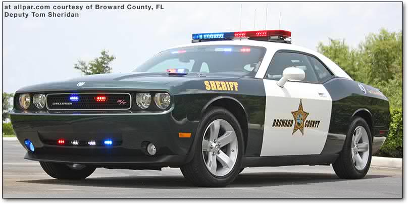 Top 10 Coolest Police Cars