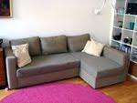 Come coprire il divano letto Ikea Manstad