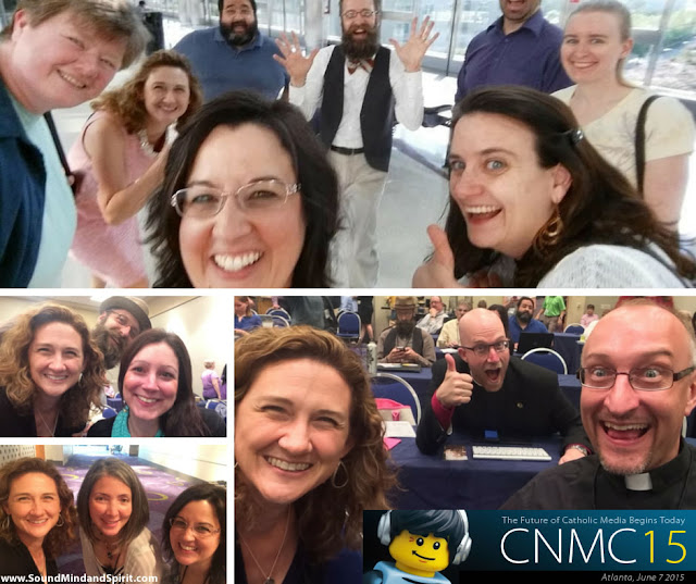 Selfie Collage from CNMC15 in Atlanta