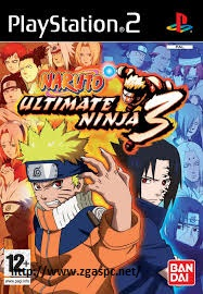 Free Downlaod Game Naruto Ultimate Ninja III PCSX2 iso for pc zgaspc