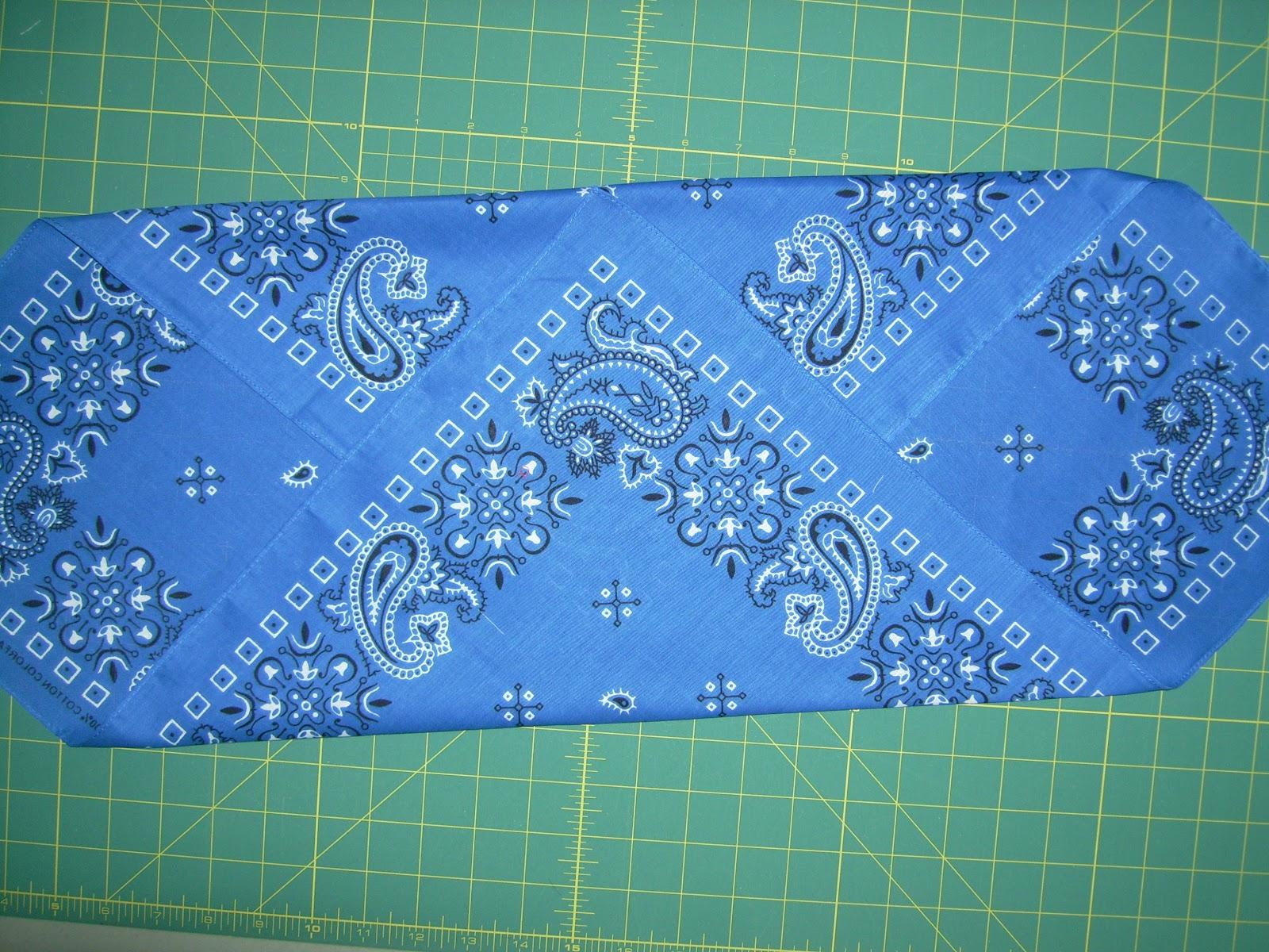 of Blue Bandana Wallpaper Bandanas SC