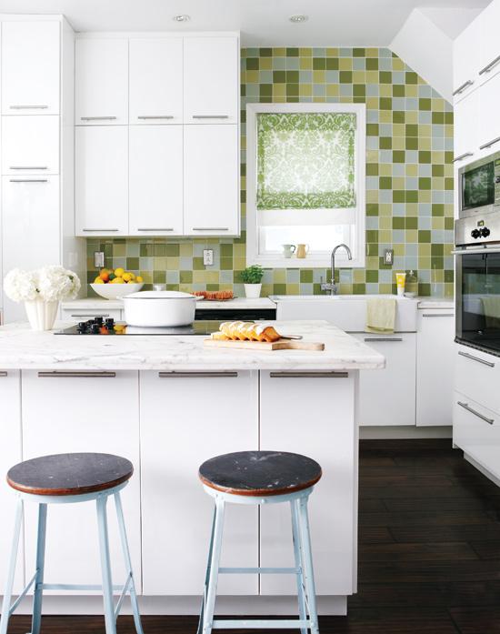 Decorando com arte cozinhas pequenas e seu charme for Cocinas para apartaestudios