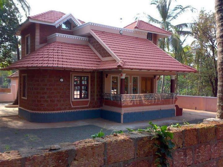 Traditional home plans kerala style.