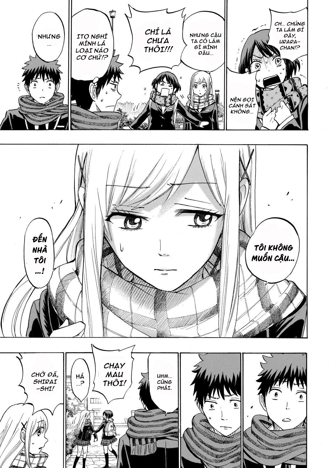 Yamada-kun to 7-nin no majo chap 173 page 21 - IZTruyenTranh.com