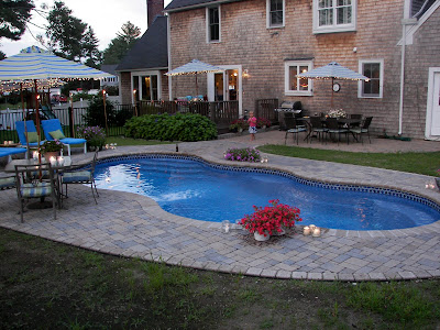 exterior, backyard, pool, decorating, design, interior design, interior decorating