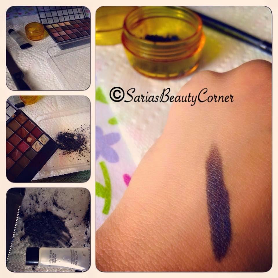Welcome to SariasBeautyCorner : DIY: How To Make Gel Eyeliner