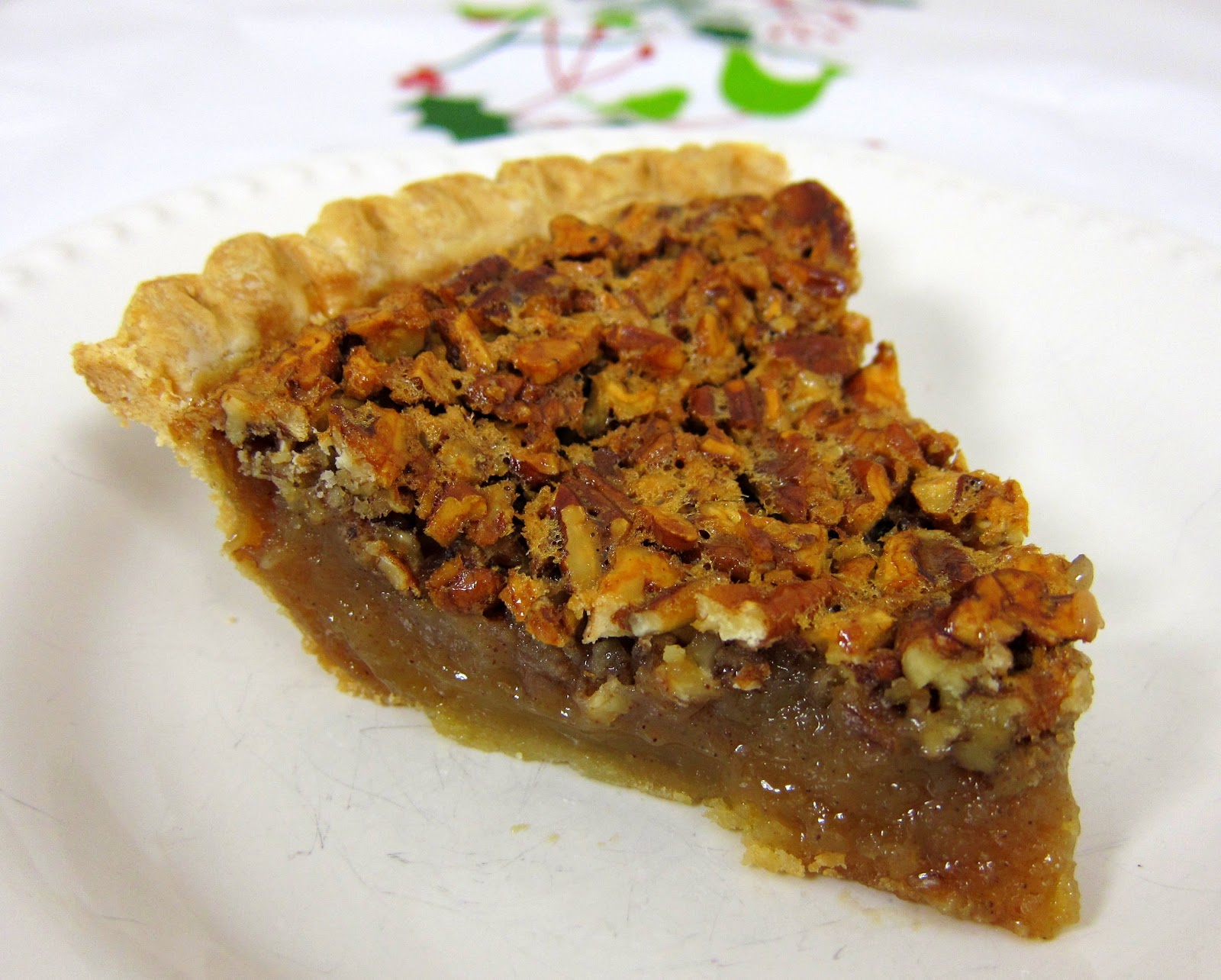 Vickie's Boiled Pecan Pie | Plain Chicken