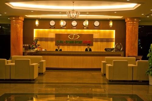 Khách sạn DLGL Dung Quất