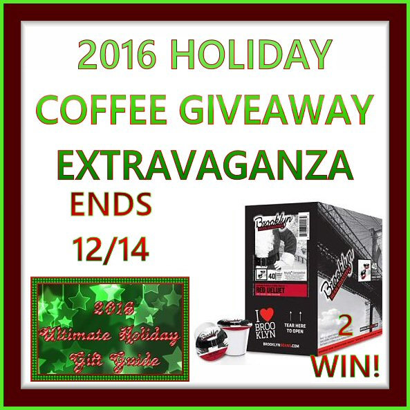 Red Velvet Coffee Giveaway