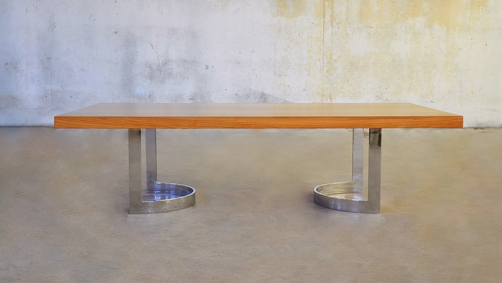 Milo Baughman Coffee Or Cocktail Table