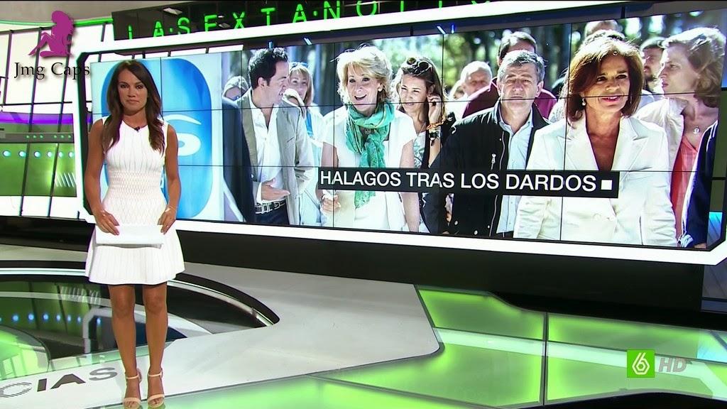 CRISTINA SAAVEDRA, LA SEXTA NOTICIAS (18.05.15)