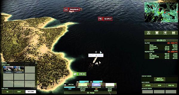 Wargame Red Dragon - Full ISO OhgameGratis ScreenShot4