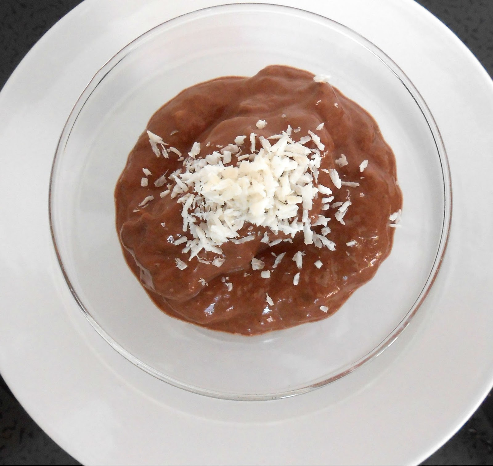 Healthy Chocolate Frozen Yoghurt - Recipe