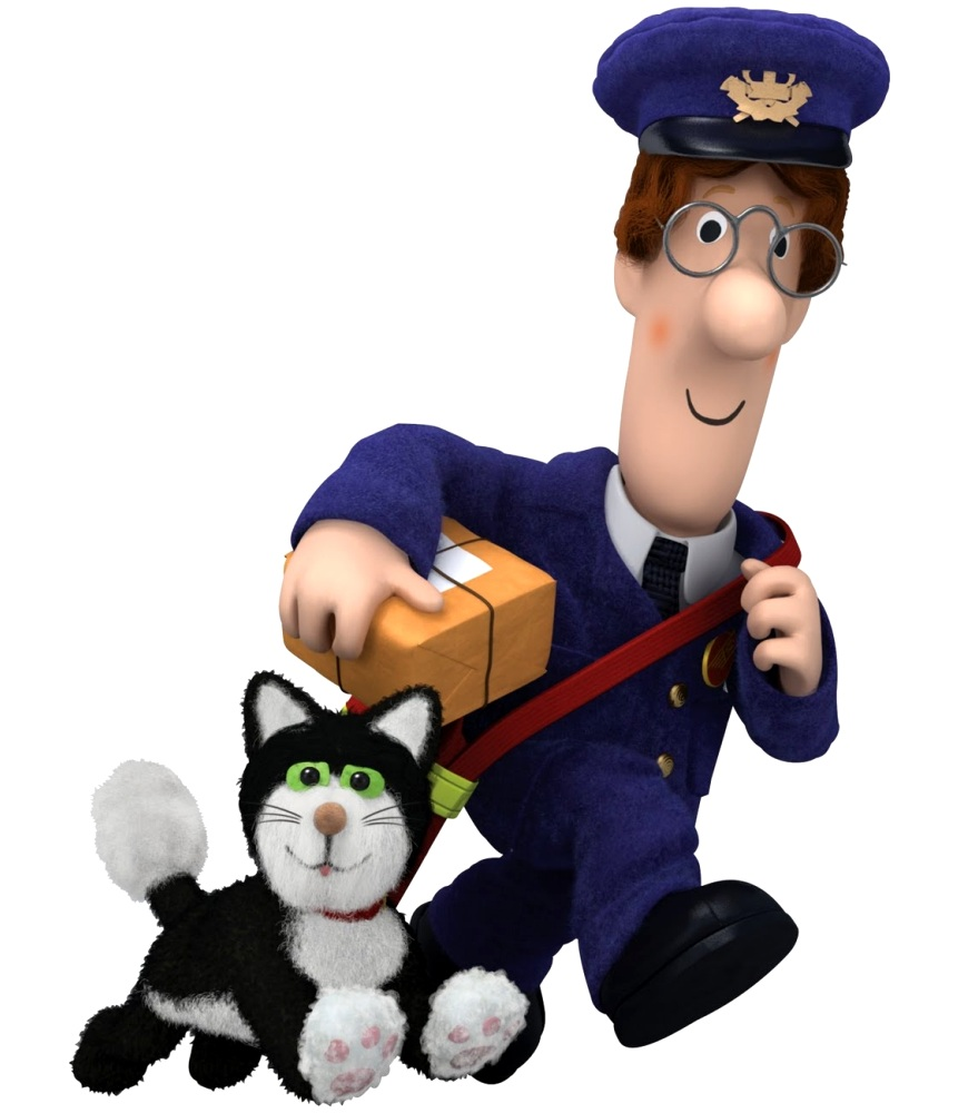 Postman Pat Cartoon Picture 1