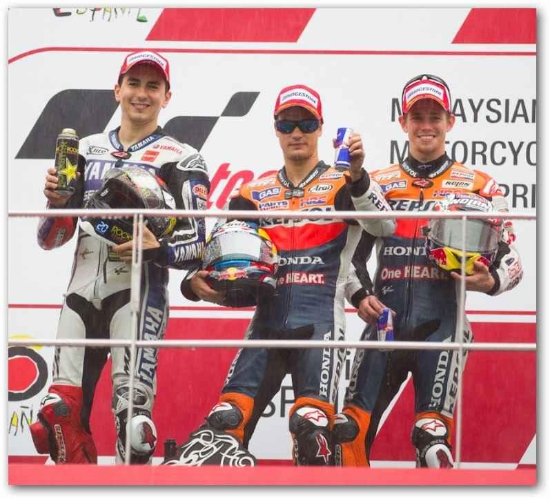 Hasil Race MotoGP 2012 Sirkuit Sepang Malaysia