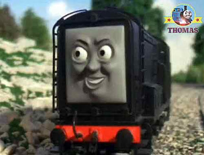 Thomas and friends Diesel does it again in day of diesels DVD